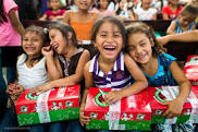 Image result for operation christmas child pictures