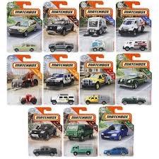 Matchbox Car Collection 2019 Mix 7 Case - Entertainment Earth