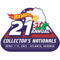 May be an image of text that says 'HoWHeEL 21 ST ANNUAL COLLECTOR'S NATIONALS APRIL 7-11, 2021 ATLANTA, GEORGIA'