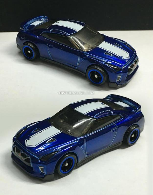 Hot Wheels CARD 2020 Super Treasure Hunt Nissan GTR R35 SE 50th Series RARE **