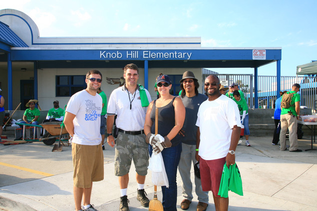 Rock Your City Knob Hill Elementary Gallery The Rock