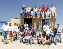 Ministries like the Tijuana House Building Ministry help make every member a minister