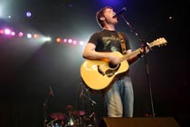 Starfield, Canadian locals, brought Kelowna to their knees